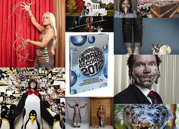 Photo of 2012 წლის გინესის რეკორდები