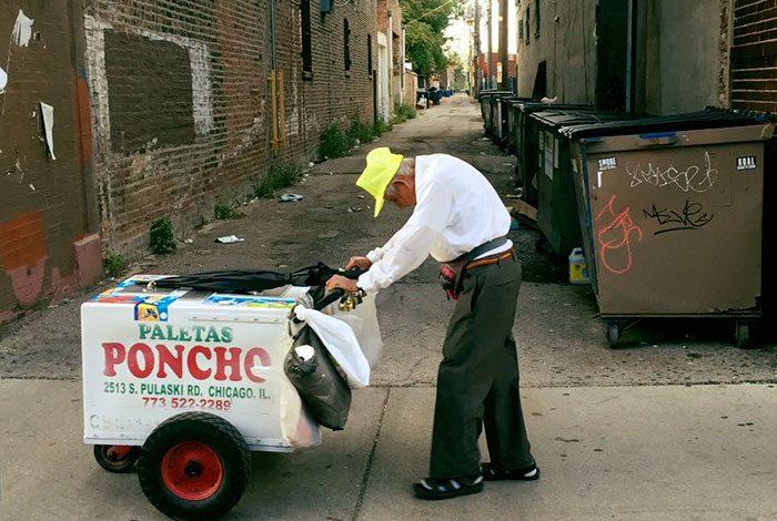 Photo of 89 წლის ნაყინის გამყიდველი და მისი 350,000$-იანი ისტორია
