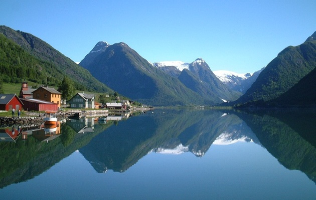 Photo of ნორვეგია – სამოთხე დედამიწაზე