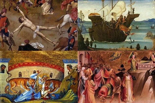 Photo of ადრეულ ქრისტიანთა წამების შემთხვევები