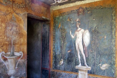 Photo of რომაული კედლის მხატვრობა